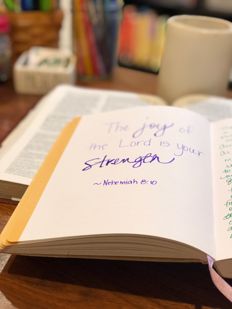 joy strength